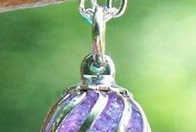 Upcycled Glass Jewelry