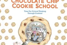 Chocolate Chip Cookie School