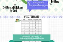 money tips and budgeting