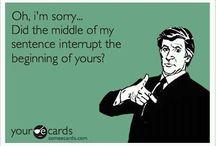 sarcasm much?