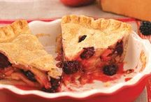 Recipe Ideas - Pies / by Marie Schweiger