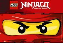 Ninja lego party