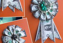 folde penge