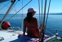 Paradise Sailing / Skippered sailing holidays in Volos, Greece and the Sporades islands