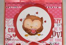 Scrapbooking - Amour+St-Valentin