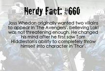 Nerdy things ♡