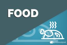 Food / by Opinion Outpost
