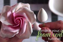 Ζαχαρωτά Λουλούδια