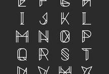 Mooie letters