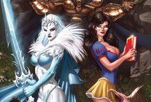 Princesses etc / by Jodie Stephenson