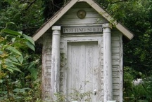 Garden sheds / Landscape