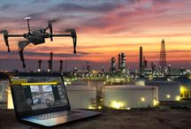 Drones in Industry / Drones in Industry - Agriculture , Architectural , Mining