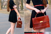 Outfits / by Giulia Bucelli