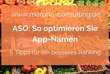 App Store Optimierung #ASO