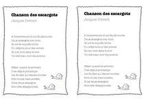 FR poésie pour la classe