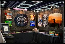 Promo Booth