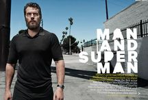 Henry Cavill in Men's Health Magazine's September 2015 / Man and Super Man: Henry Cavill Graces the cover of Men's Health Magazine's September Issue .Henry Cavill v magazinu Men's Health zaří 2015