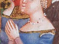 Missale et Horae ad usum Fratrum Minorum (1385- 90, BNF Latin 757, 258v.)