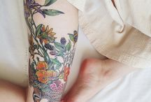 Tattoos / by Jessie Wermager