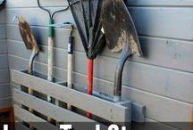 Uporządkowanie garażu