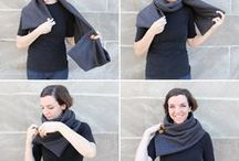 DIY Cowl - Neck Covering