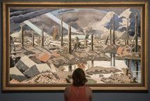 Paul Nash at the Tate / Images and reviews of Paul Nash at the Tate