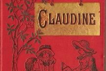CLAUDINE / Claudine à l'école, Claudine à la plage, Bref Claudine en images!!!