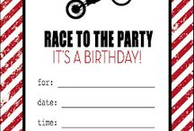 Dirt Bike Birthday