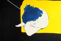 Szymon Kaczmarek/ 2001-2007 / Szymon Kaczmarek's paintings made 2001-2007