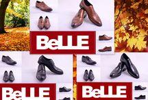 BeLLE Férfi cipők / BELLE Férfi cipők, kiváló minőségben! Magyarországon a BeLLE márka egyediséget képvisel a cipőpiacon. Akik szeretik a különleges alkalmi félcipőket, azok számára ajánljuk ezt a lábbelit. A BeLLE férfi alkalmi bőrcipők minőségi alapanyagok felhasználásával készülnek és letisztult formával rendelkeznek.