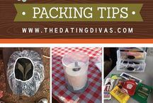 Camping packing ideas