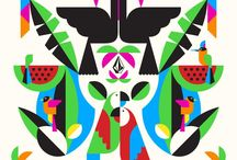 Prints prints prints / by Shanna Le Double