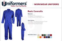 Work wear / Comfortable for your labor