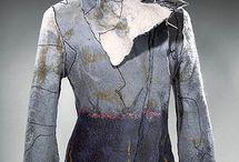kleding van vilt