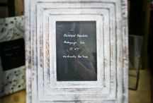 Photo frames / All kinds of rustic and funky photograph frames