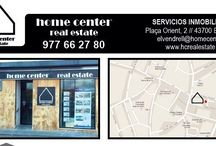Inmobiliria Home Center Real Estate. El Vendrell