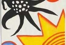 Alexander Calder art