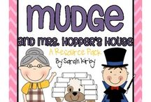 Henry and mudge / by Christi Nix