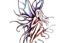 Tatuaggio Sulle 'fiabe'