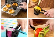 Multifunctional Fruit and Vegetable Round Slices