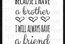 Brother love