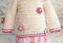 Children's Crochet Sweater Patterns