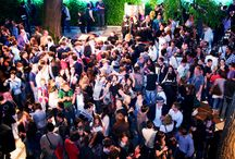 """HappySpritz@Guggenheim / An """"artistic aperitif"""" at the Peggy Guggenheim Collection supported by Aperol"""