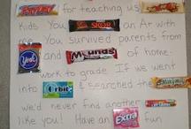 Teacher Appreciation / by Tonya Kennedy