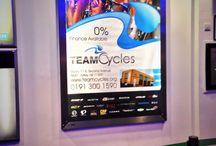 Team Cycles  / Bike shop