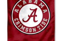 University of Alabama / Bama Crimson Tide / by Coveroo