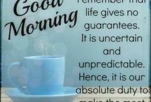 Morning quote
