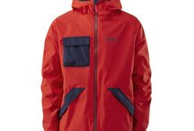 Outerwear / Men's and Women's Snowboard Jackets & Pants from 686 and Westbeach.
