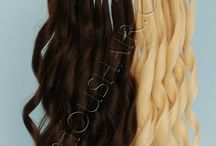 3D hair extension from Luxurious Hair. / New technology of extension for your hair without any risks! =)