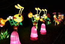 Lights! / Lanterns, lights, all things that shine!